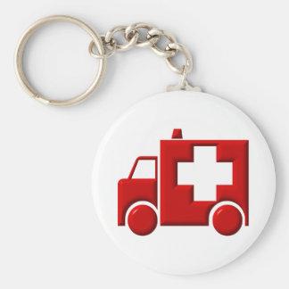 Porte-clés Ambulance/EMT