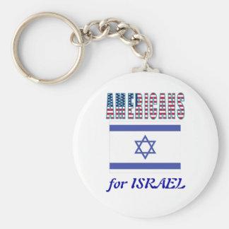 Porte-clés Américains pour le porte - clé de l'Israël