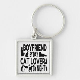 Porte-clés Ami d'amoureux des chats