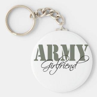 Porte-clés Amie d'armée