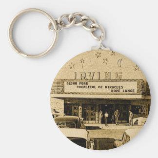 Porte-clés Amis du porte - clé de théâtre d'Irving