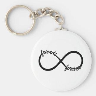 Porte-clés Amis pour toujours
