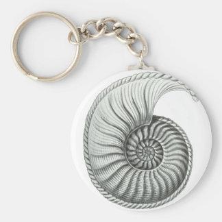 Porte-clés Ammonite