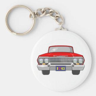 Porte-clés Amour 1963 d'I Chevrolet