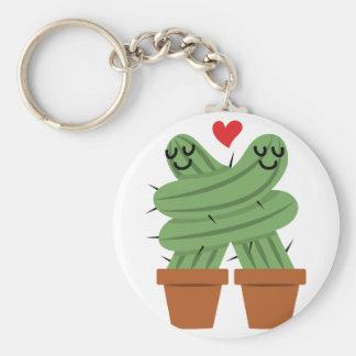 Porte-clés Amour de cactus