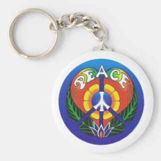 Porte-clés Amour de paix
