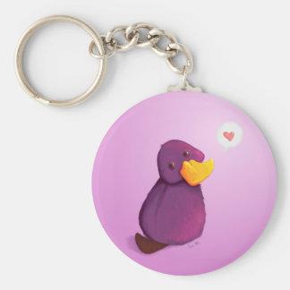 Porte-clés Amour de Platy : Porte - clé