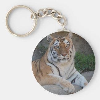 Porte-clés Amour de tigre