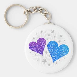 Porte-clés Amour vrai - porte - clé
