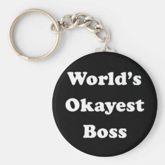 Porte-clés Amusement drôle de cadeau humoristique de travail