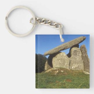 Porte-clés Anneau de Trethevy en photo de souvenir des