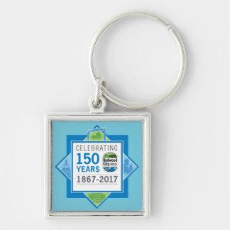 Porte-clés Anniversaire de Redwood City 150th