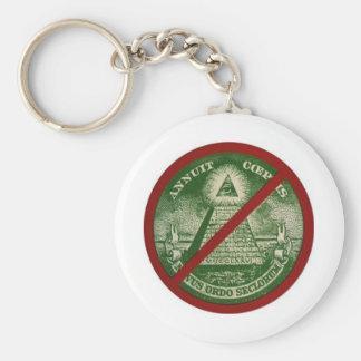 Porte-clés Anti porte - clé d'Illuminati