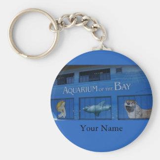Porte-clés Aquarium de SF du porte - clé de baie