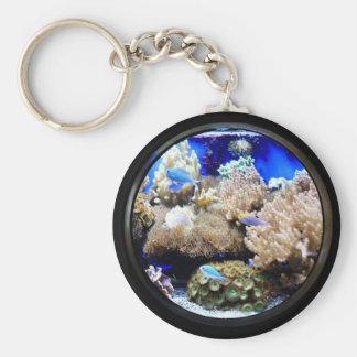 Porte-clés Aquarium keychain.