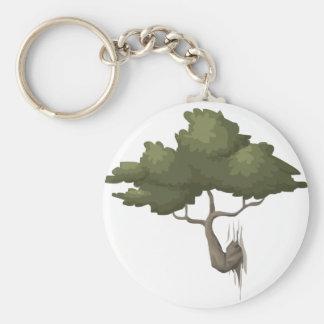 Porte-clés Arbre de bonsaïs