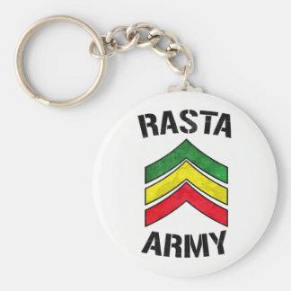 Porte-clés Armée de Rasta