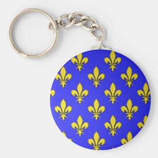 Porte-clés Armoiries antique, France