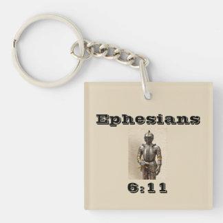 Porte-clés Armure du porte - clé w/Armour de Dieu