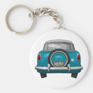 Porte-clés Arrière 1957 métropolitain