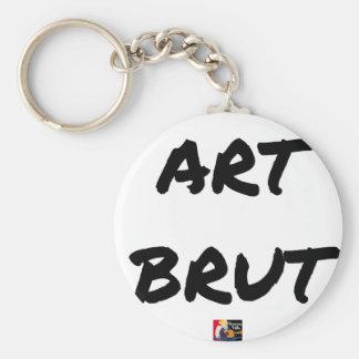 Porte-clés art_brut__jeux_de_mots_francois_ville