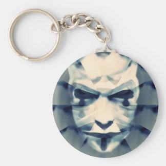 Porte-clés art d'obscurité de demonica