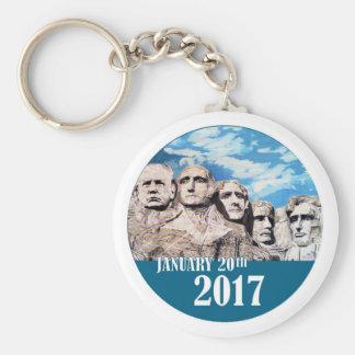 Porte-clés Atout sur le mont Rushmore