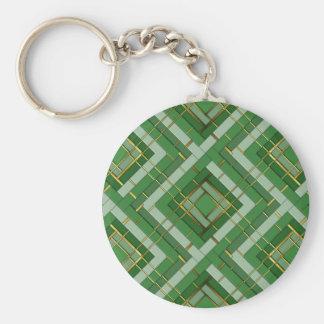 Porte-clés Atterrisseur d'or du trellis 3-4-3 tout porte -