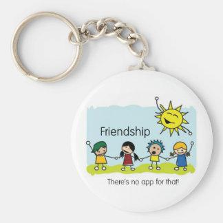 Porte-clés Aucun $$etAPP pour l'amitié
