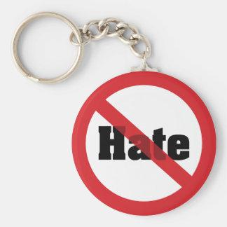Porte-clés Aucune haine