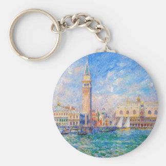Porte-clés Auguste Renoir - le palais Venise de doges