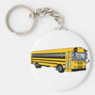 Porte-clés Autobus scolaire