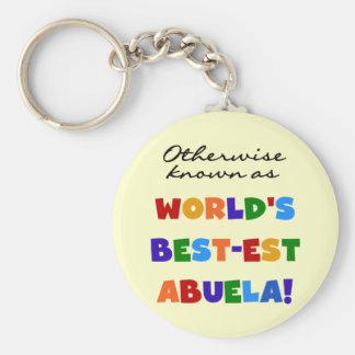 Porte-clés Autrement connu en tant que cadeaux du