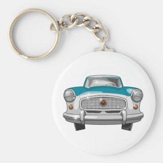 Porte-clés Avant 1957 métropolitain