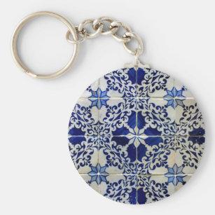 Porte-clés Azulejos, Portuguese Tiles