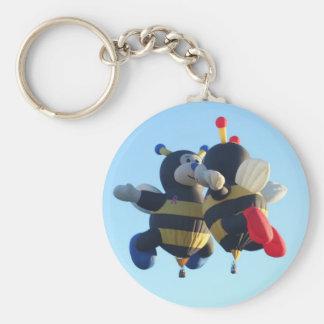 Porte-clés Baisers du porte - clé d'abeilles