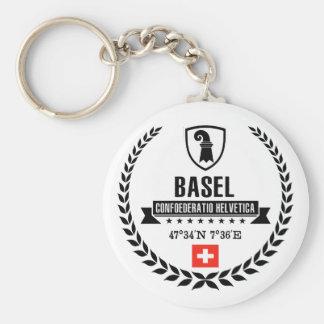 Porte-clés Bâle