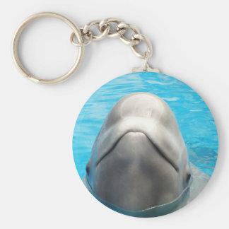Porte-clés Baleine de beluga