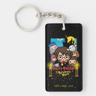 Porte-clés Bande dessinée Harry Potter et la pierre du