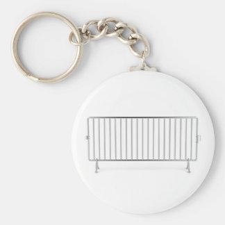 Porte-clés Barrière de contrôle des foules