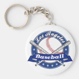 Porte-clés Base-ball de Los Angeles