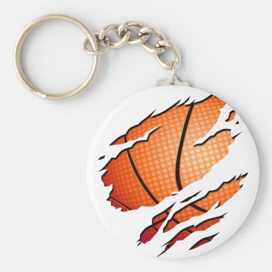 Porte-clés basketball