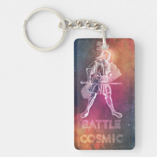 Porte-clés Bataille cosmique