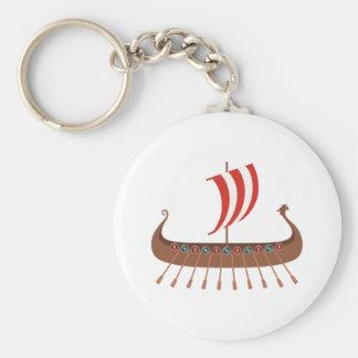 Porte-clés Bateau de Viking