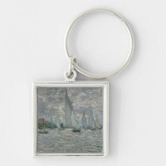 Porte-clés Bateaux de Claude Monet |, ou régate à Argenteuil