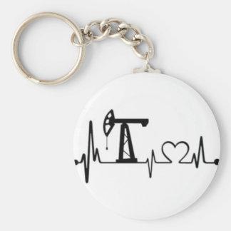 Porte-clés Battement de coeur de Jack de pompe