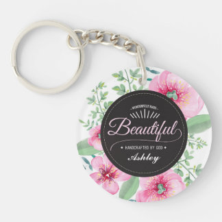 Porte-clés Beau Handcrafted par le porte - clé de Dieu