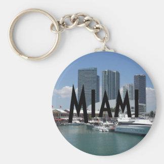 Porte-clés Beau Miami
