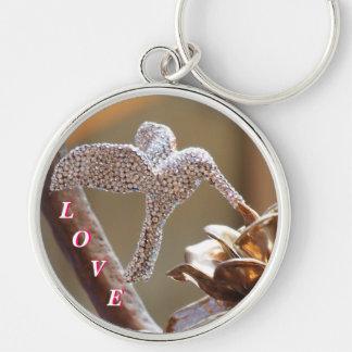 Porte-clés Beau porte - clé de colibri