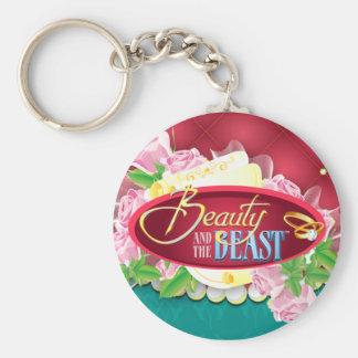 Porte-clés Beauté et le porte - clé de Beast™